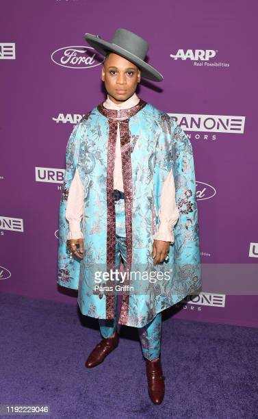 Actor Ryan Jamaal Swain attends 2019 Urban One Honors at MGM National Harbor on December 05 2019 in Oxon Hill Maryland
