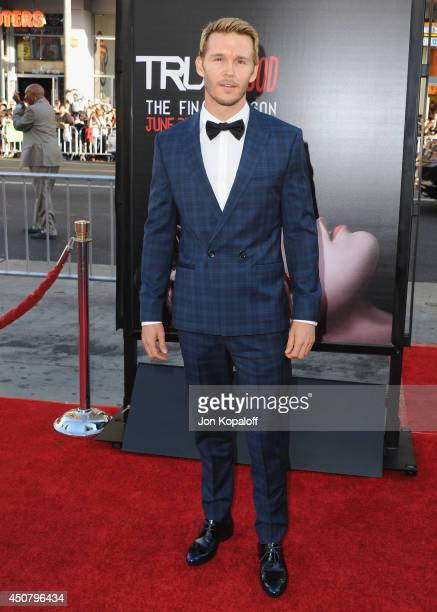"""Actor Ryan Kwanten arrives at HBO's """"True Blood"""" Final Season Premiere at TCL Chinese Theatre on June 17, 2014 in Hollywood, California."""