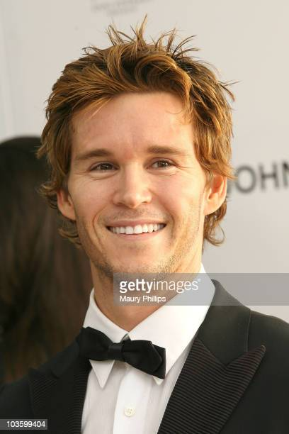 Actor Ryan Kwanten arrives at the 18th annual Elton John AIDS Foundation Oscar Party held at Pacific Design Center on March 7 2010 in West Hollywood...
