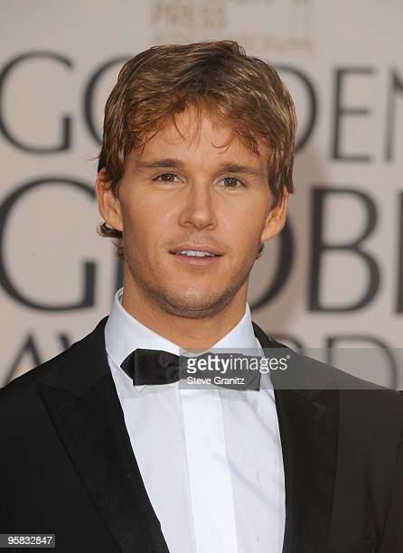 Actor Ryan Kwanten arrives at the 67th Annual Golden Globe Awards at The Beverly Hilton Hotel on January 17 2010 in Beverly Hills California