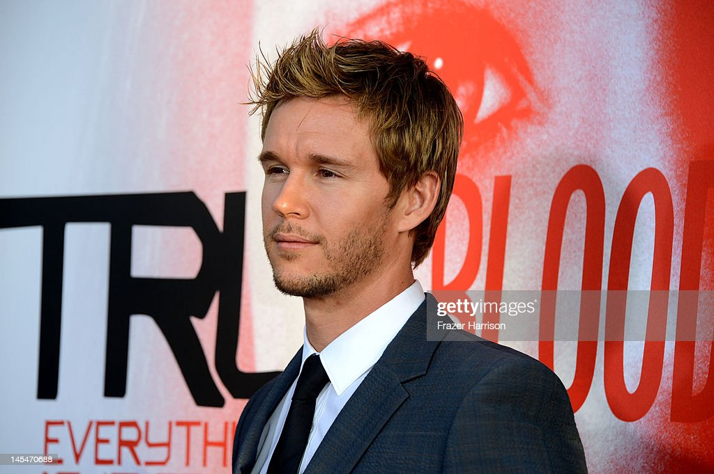 Actor Ryan Kwanten arrives at the Premiere of HBO's 'True Blood' 5th Season at ArcLight Cinemas Cinerama Dome on May 30, 2012 in Hollywood, California.