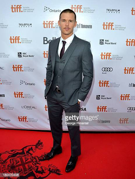 Actor Ryan Kwanten arrives at 'The Right Kind Of Wrong' Premiere during the 2013 Toronto International Film Festival at Roy Thomson Hall on September...