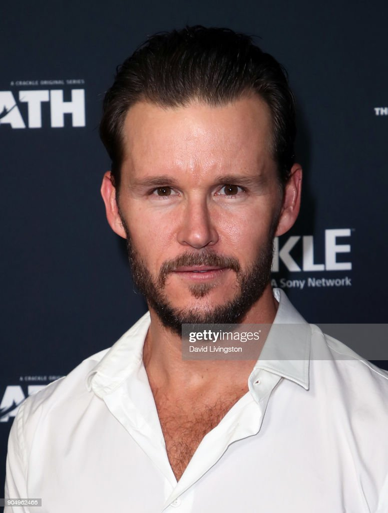 """Photo Call For Crackle's """"The Oath"""""""