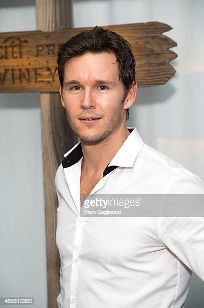 Actor Ryan Kwanten attends the Citi Prestige Card's Australia Event at The Waterfall Mansion on March 5 2015 in New York City