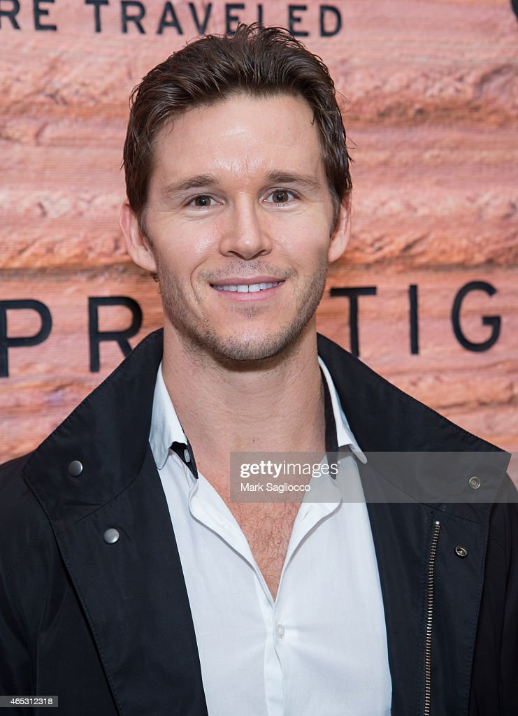 Actor Ryan Kwanten attends the Citi Prestige Card's Australia Event at The Waterfall Mansion on March 5, 2015 in New York City.