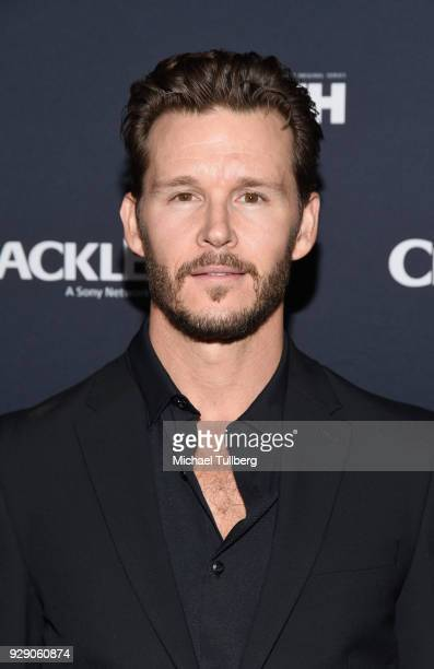 Actor Ryan Kwanten attends the premiere of Crackle's 'The Oath' at Sony Pictures Studios on March 7 2018 in Culver City California