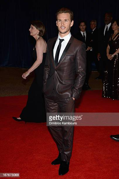 Actor Ryan Kwanten attends the White House Correspondents' Association Dinner at the Washington Hilton on April 27 2013 in Washington DC