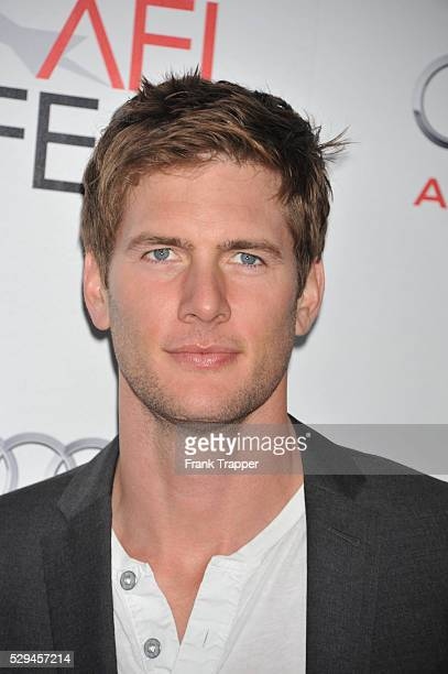 Actor Ryan McPartlin arrives at the opening night AFI FEST 2011 gala world premiere of 'J Edgar' held at Grauman's Chinese Theatre in Hollywood