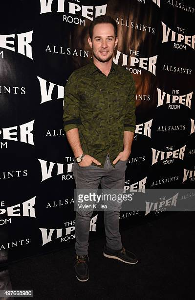 Actor Ryan Merriman attends The Official Viper Room ReLaunch Party With Performance By X Ambassadors Dj Set By Zen Freeman at The Viper Room on...