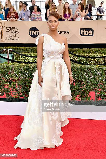 Actor Ryan Michelle Bathe attends the 23rd Annual Screen Actors Guild Awards at The Shrine Expo Hall on January 29 2017 in Los Angeles California