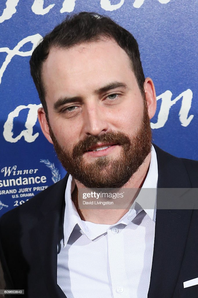 Actor Ryan Mulkay arrives at the Premiere of Fox Searchlight Pictures' 'The Birth Of A Nation' at the ArcLight Cinemas Cinerama Dome on September 21, 2016 in Hollywood, California.