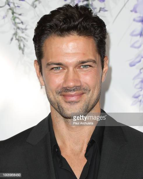 Actor Ryan Paevey attends the 2018 Hallmark Channel Summer TCA at Private Residence on July 26 2018 in Beverly Hills California