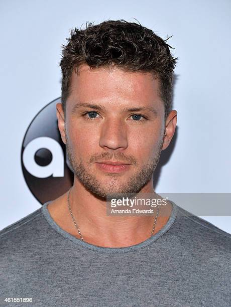 Actor Ryan Phillippe arrives at the ABC TCA 'Winter Press Tour 2015' Red Carpet on January 14 2015 in Pasadena California