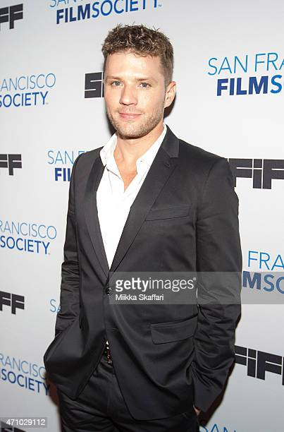 Actor Ryan Phillippe arrives at the screening of '54 The Director's Cut' at 58th San Francisco International Film Festival at Castro Theater on April...