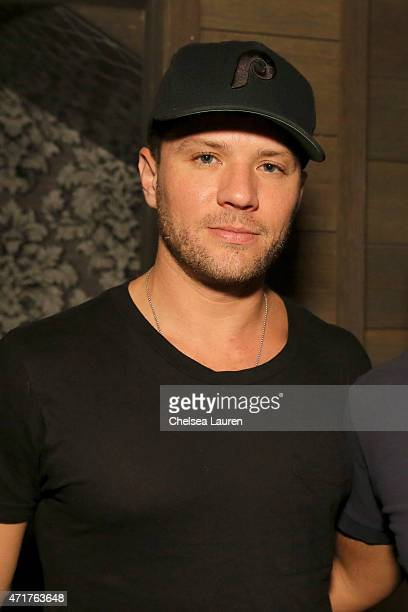 Actor Ryan Phillippe attends EDL's grand opening party for Toca Madera on April 30 2015 in Los Angeles California