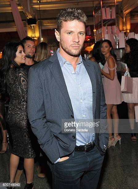 Actor Ryan Phillippe attends Poppy Jamie Suki Waterhouse Leo Seigal and Cade Hudson celebration of the launch of POP SUKI on November 2 2016 in Los...