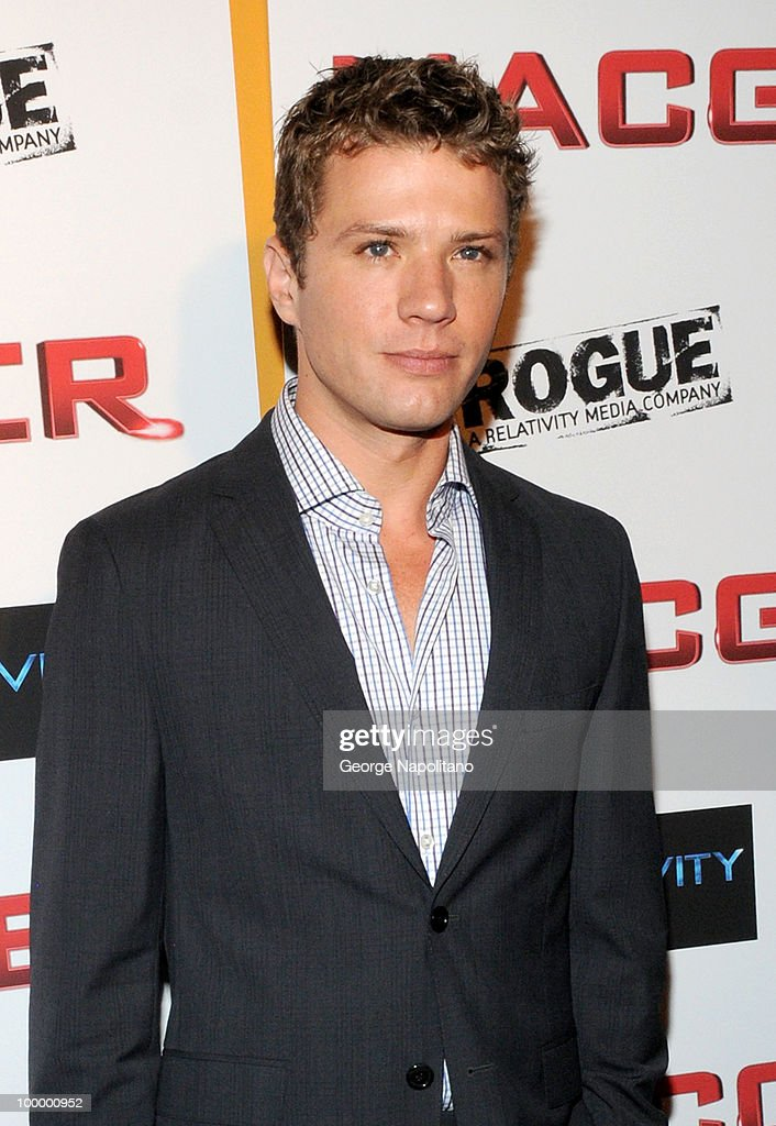Actor Ryan Phillippe attends the premiere of 'MacGruber' at Landmark's Sunshine Cinema on May 19, 2010 in New York City.