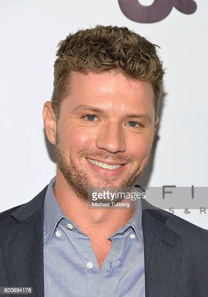 Actor Ryan Phillippe attends TV Guide Magazine and USA Network's celebration of USA's 'Shooter' at Sofitel Hotel on November 2 2016 in Los Angeles...
