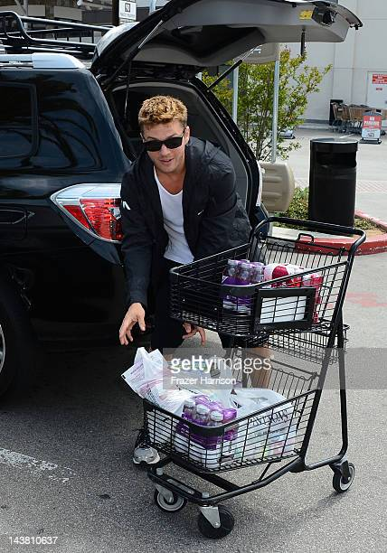 Actor Ryan Phillippe sighted on May 3 2012 in West Hollywood California