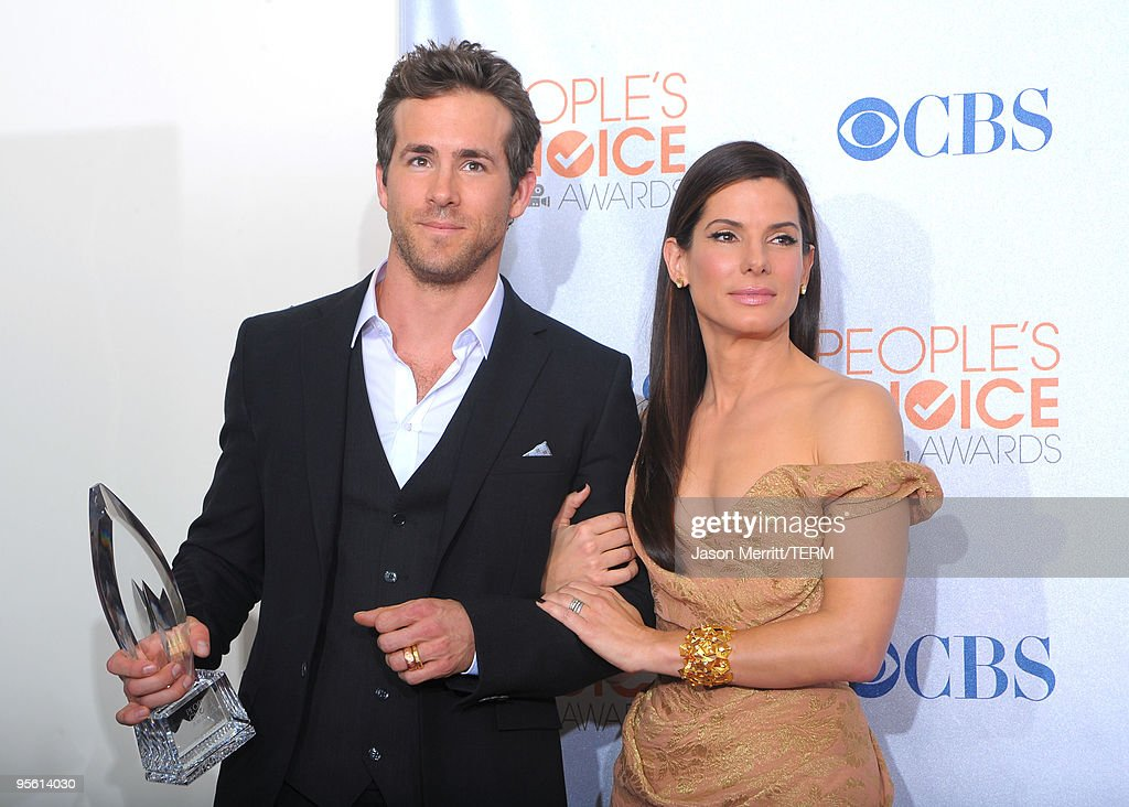 People's Choice Awards 2010 - Press Room : News Photo