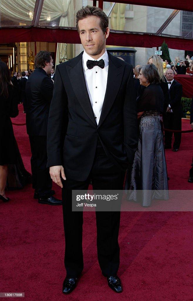 82nd Annual Academy Awards - Arrivals : News Photo
