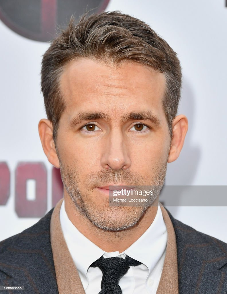 """Deadpool 2"" New York Screening : News Photo"