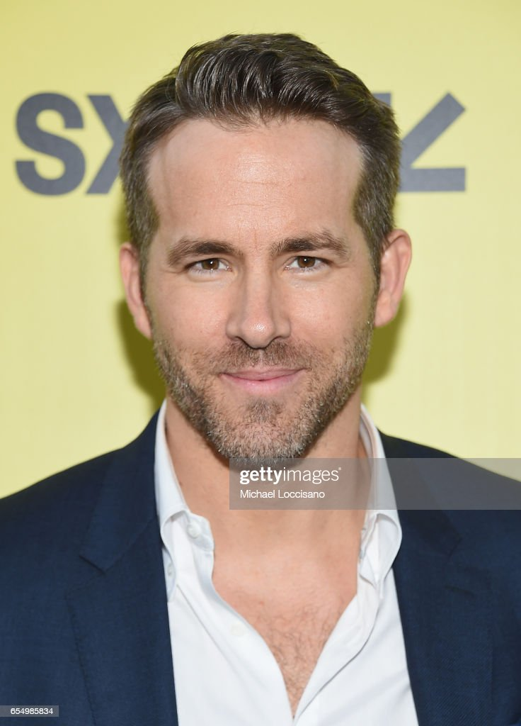 Actor Ryan Reynolds attends the 'Life' premiere during 2017 SXSW Conference and Festivals at the ZACH Theatre on March 18, 2017 in Austin, Texas.