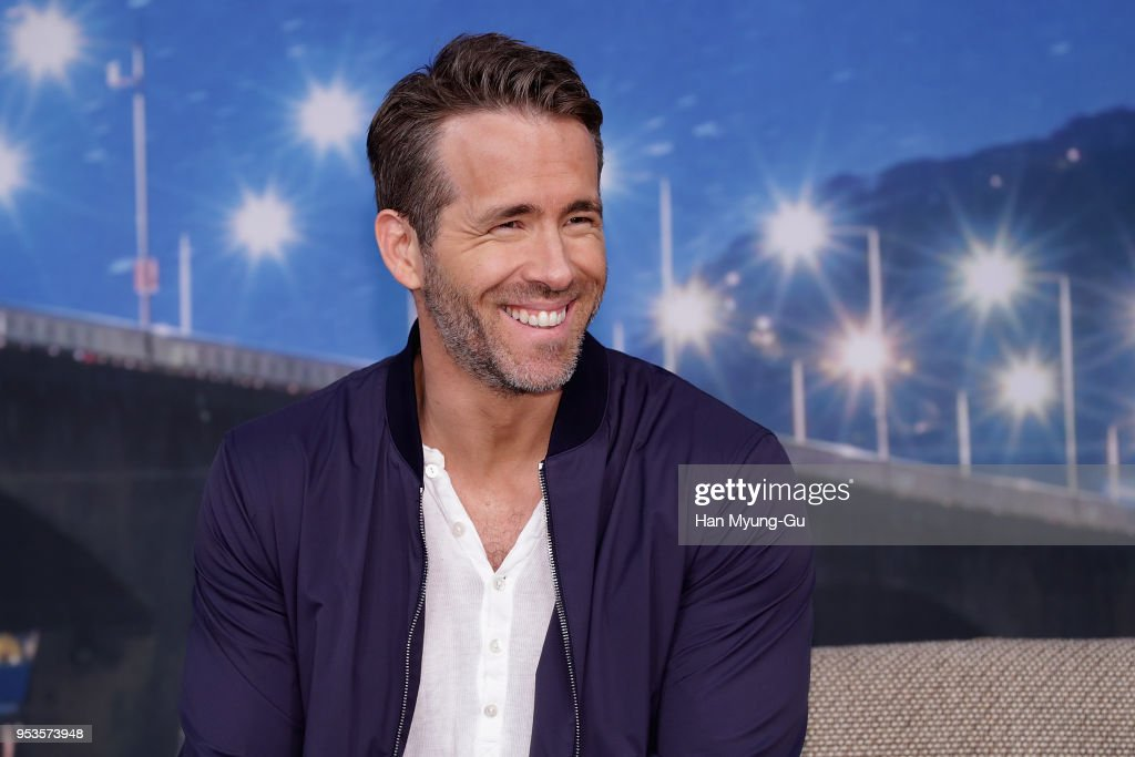 'Deadpool 2' Press Conference In Seoul
