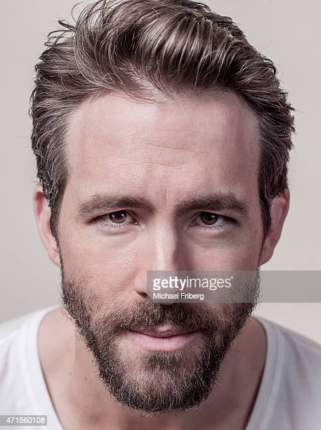 Actor Ryan Reynolds is photographed for Variety on February 3 2015 in Park City Utah