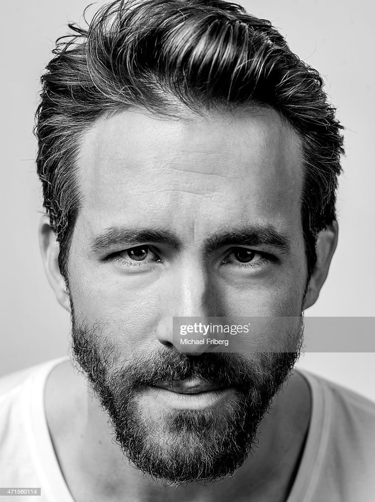 Actor Ryan Reynolds is photographed for Variety on February 3, 2015 in Park City, Utah.