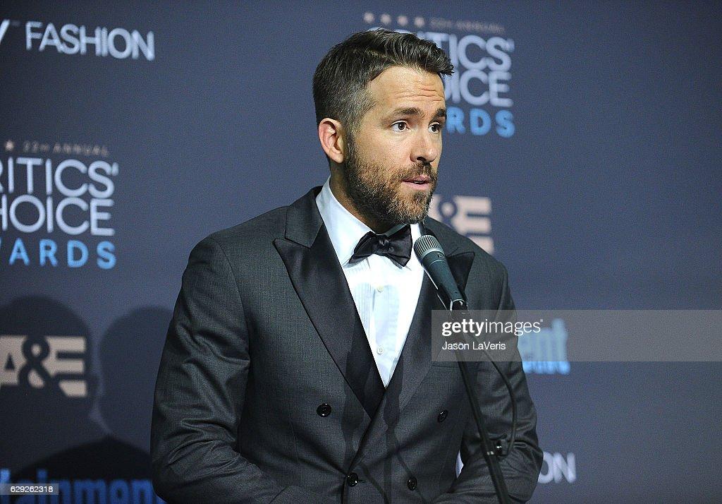 The 22nd Annual Critics' Choice Awards - Press Room : Nachrichtenfoto
