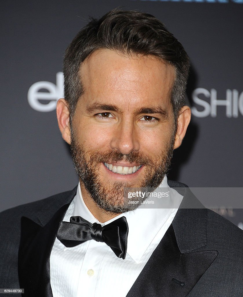 Actor Ryan Reynolds poses in the press room at the 22nd annual Critics' Choice Awards at Barker Hangar on December 11, 2016 in Santa Monica, California.