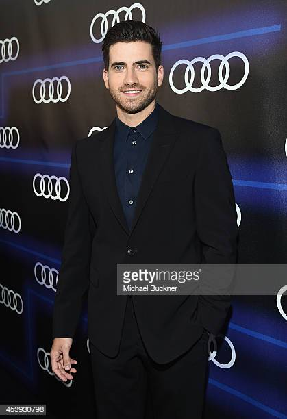 Actor Ryan Rottman attends Audi Emmy Week Celebration at Cecconi's Restaurant on August 21 2014 in Los Angeles California