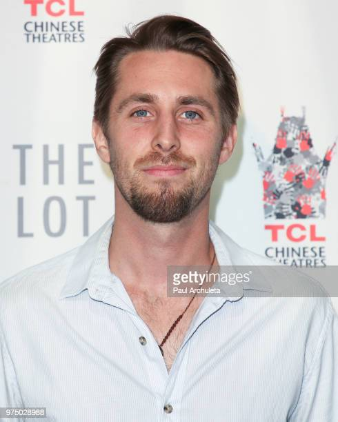 Actor Ryan Shoos attends the premiere of 'Shooting In Vain' at the Dances With Films Festival at The TCL Chinese 6 Theatres on June 14 2018 in...