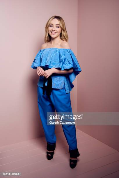Actor Sabrina Carpenter from the film 'The Hate U Give' poses for a portrait during the 2018 Toronto International Film Festival at Intercontinental...