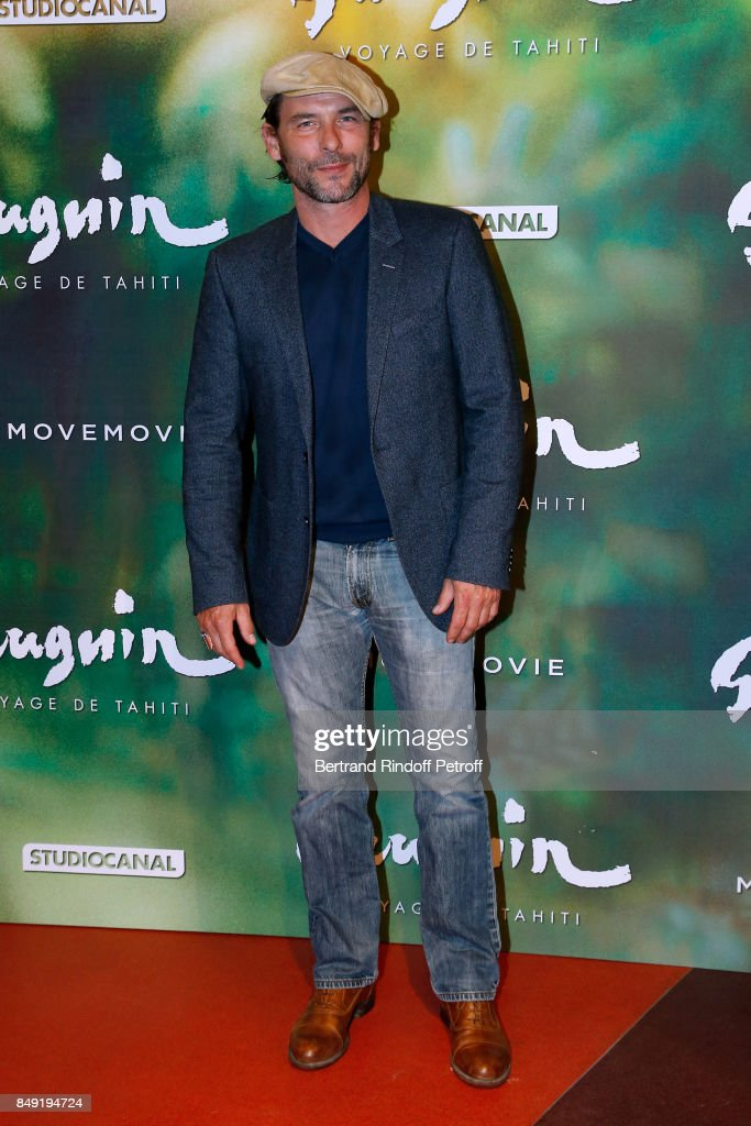 """""""Gauguin, Voyage De Tahiti"""" Paris Premiere At Cinema Gaumont Capucines"""