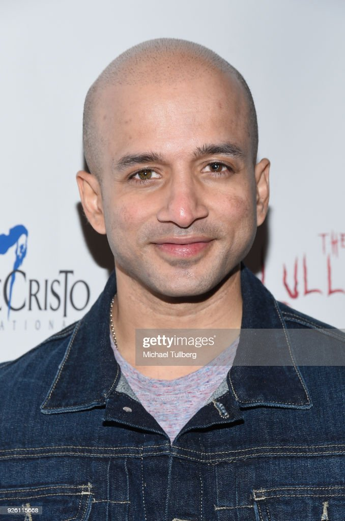 Actor Sai Gundewar attends the premiere of Uncork'd Entertainment's 'The Lullaby' at Laemmle's Ahrya Fine Arts Theatre on March 1, 2018 in Beverly Hills, California.