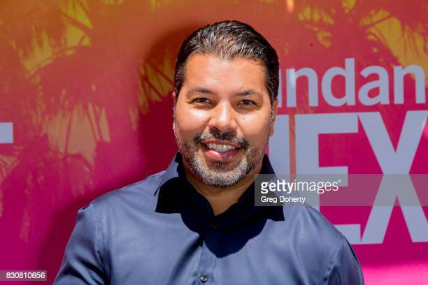 Actor Sal Velez Jr arrives for the 2017 Sundance NEXT FEST at The Theater at The Ace Hotel on August 12 2017 in Los Angeles California