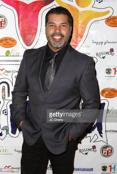 Actor Sal Velez Jr attends The Familia Unida's 4th annual fundraising dinner gala at Millennium Biltmore Hotel on April 13 2017 in Los Angeles...