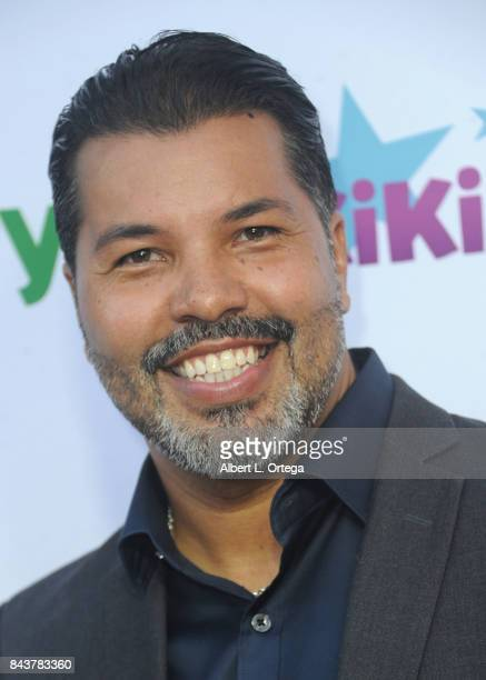 Actor Sal Velez Jrarrives for the Premiere Of Latin Hollywood Films And FYI Network's 'Kiki Mobile' held at Viva Hollywood on September 6 2017 in...