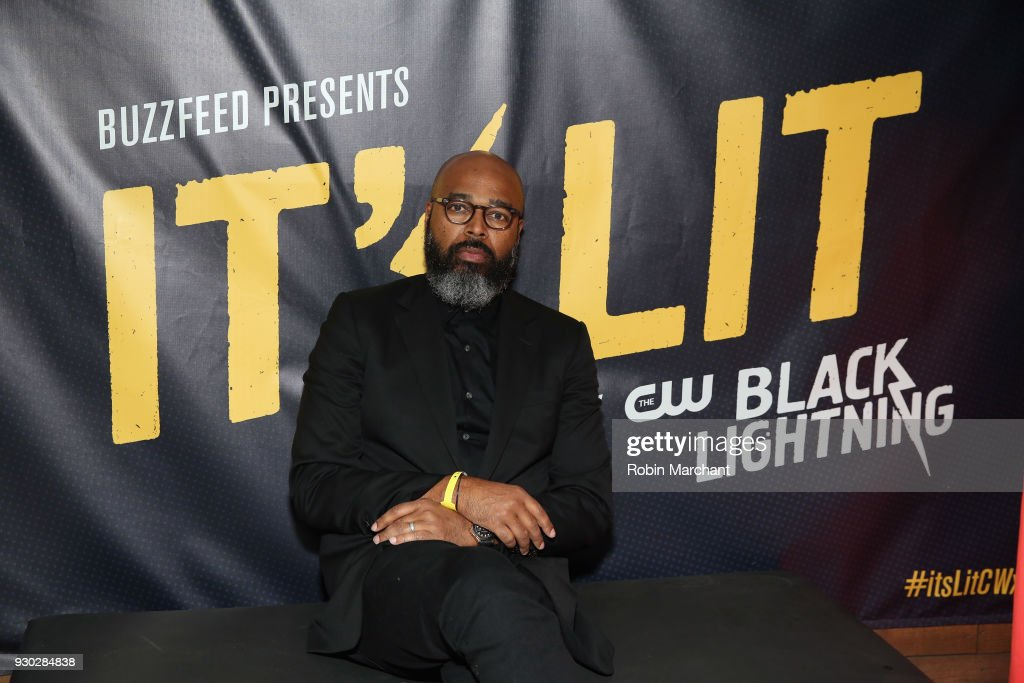 BuzzFeed Presents: IT'S LIT powered by The CW Black Lightning : News Photo