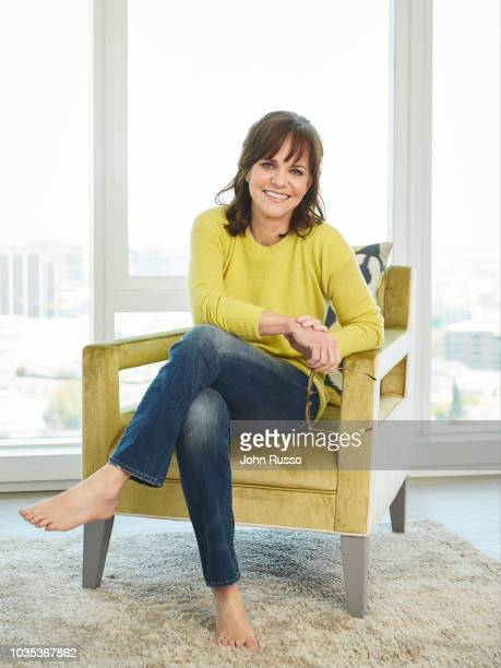 Actor Sally Field is photographed for Woman's Weekly magazine on May 7 2018 in Los Angeles California