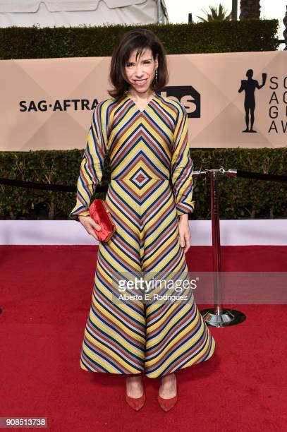 Actor Sally Hawkins attends the 24th Annual Screen Actors Guild Awards at The Shrine Auditorium on January 21 2018 in Los Angeles California 27522_006