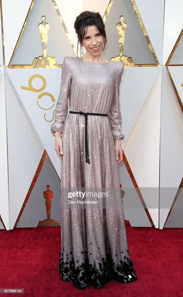 Actor Sally Hawkins attends the 90th Annual Academy Awards at Hollywood & Highland Center on March 4, 2018 in Hollywood, California.