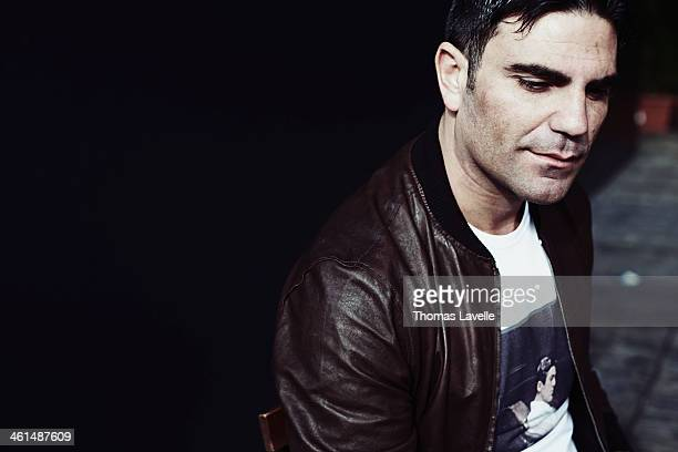 Actor Salvatore Ruocco is photographed for Self Assignment during the 8th Rome Film Festival on November 9 2013 in Rome Italy