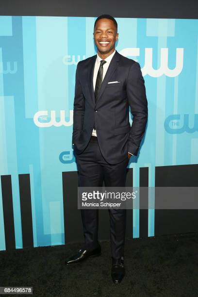 Actor Sam Adegoke attends the 2017 CW Upfront on May 18 2017 in New York City