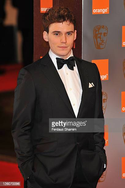 Actor Sam Claflin attends the 2011 Orange British Academy Film Awards at The Royal Opera House on February 13 2011 in London England