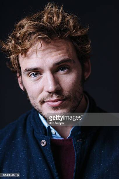 Actor Sam Claflin is photographed for a Portrait Session at the 2014 Toronto Film Festival on September 7 2014 in Toronto Ontario