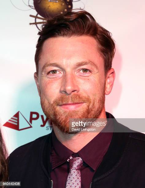 Actor Sam Daly attends the 6th Annual Rock Against MS benefit concert and award show at the Los Angeles Theatre on March 31 2018 in Los Angeles...