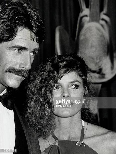 Actor Sam Elliott and actress Katharine Ross attending 16th Annual Academy of Country Music Awards on April 30, 1981 at Shrine Auditorium in Los...